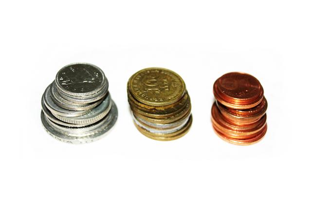 מספר דרכים לפרוט מטבע